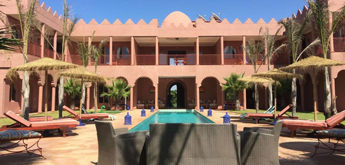 H.H Al Quwain's Ruler Palace, Morocco