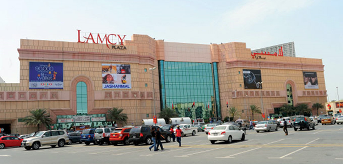 Lamcy Plaza – Shopping Mall