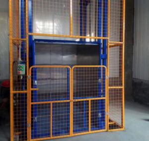 Industrial Hydraulic Lift (HYL)